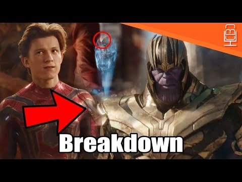 Avengers Infinity War Official Trailer Breakdown