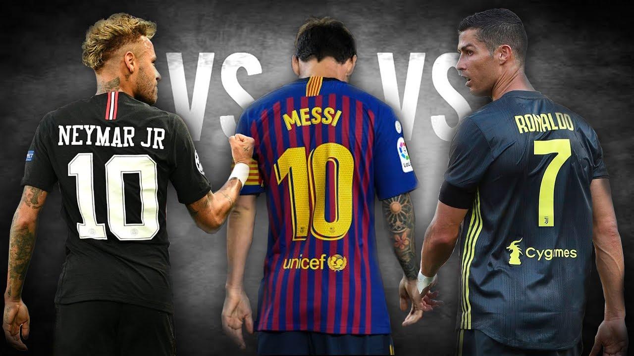 Ronaldo Vs MeГџi