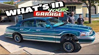 Whats in your Garage S2 Ep.22 Kasper's towncar! (watch in HD/4K)
