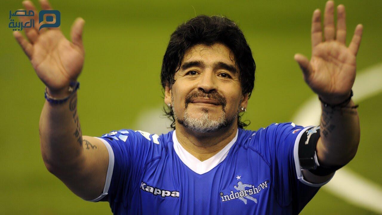 مارادونا.. وفاة الأسطورة الأكثر جدلاً وعبقرية في تاريخ الساحرة المستديرة #مصر_العربية