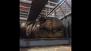 Jurassic World Fallen Kingdom Set Pics and Spoilers!