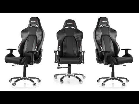 AKRACING Premium Gaming Chair V2 Unboxing