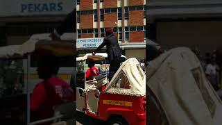 Eric Omondi. Nakuru Surprise Visit.