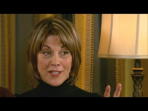 Wendie Malick on Jerry Hall