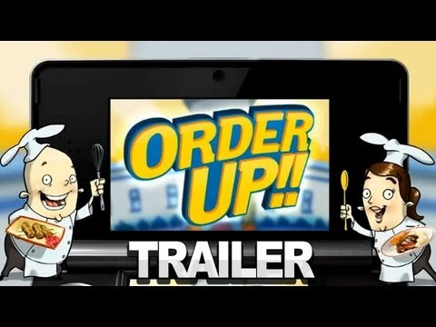 Order Up Launch Trailer thumbnail