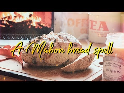 Mabon Buttermilk Bread Protection Charm Enchanted Spellwork Ep 2 Youtube