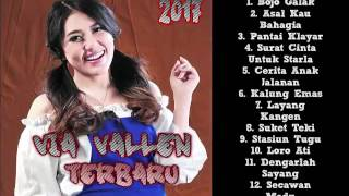 Via Vallen dangdut Indonesia 2017 Lagu Terbaru Juni - Juli 2017 Full Album