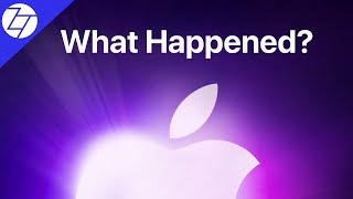 What is Happening to Apple?