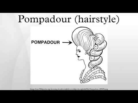 pompadour-(hairstyle)