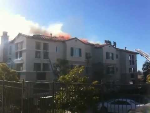Moreno Valley Apartment Fire