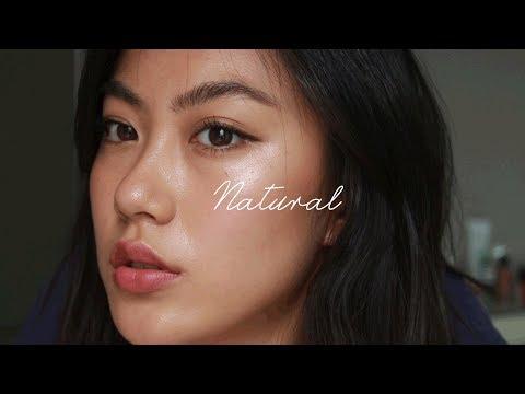Natural makeup look | Haley Kim