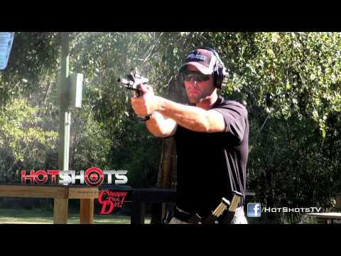 UNBELIEVABLE Pistol Run - Draw, 18 shots, 2 reloads in under 5 seconds