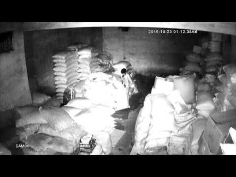Robbery in nedumangad