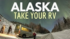 RV to ALASKA: Planning Your Alaskan Vacation Road Trip ??? RV Living Full Time