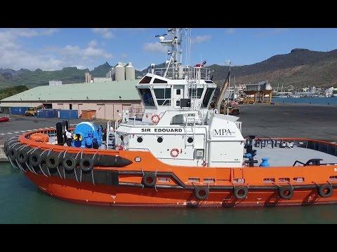 Video: 'Sir Edouard' Tugboat Presentation