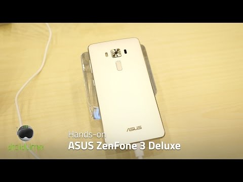 ASUS ZenFone 3 Deluxe Hands-on Indonesia