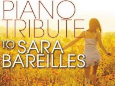Gravity - Sara Bareilles Piano Tribute