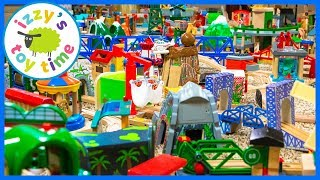 Thomas and Friends HUGE INVENTORY 2017 World Record Biggest Track! Toy Trains for Kids