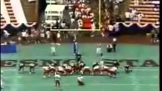 1993 Aloha Bowl: Fresno State vs. Colorado