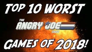 One of AngryJoeShow's most recent videos: