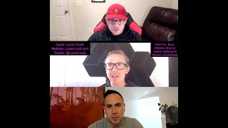 Lunar Crush, 2nd Appearance, Bitcoin super cycle, Trends in Social Media, DeFi and more!