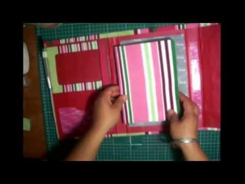 Como hacer un diario o agenda de cart n youtube for Como organizar un periodico mural