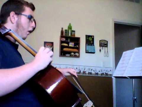 Titanium Cello