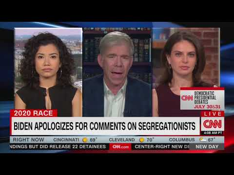 CNN's David Gregory blasts Biden for claiming Russian interference did not happen under Obama