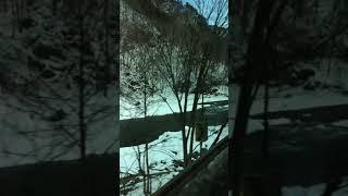 2018年2月19日 宮古市ー盛岡間の高速バスから見える車窓 thumbnail