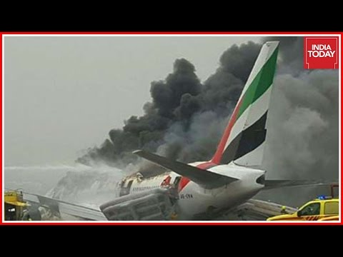 Trivandrum-Dubai Emirates Flight Crash Lands In Dubai, 6 Injured