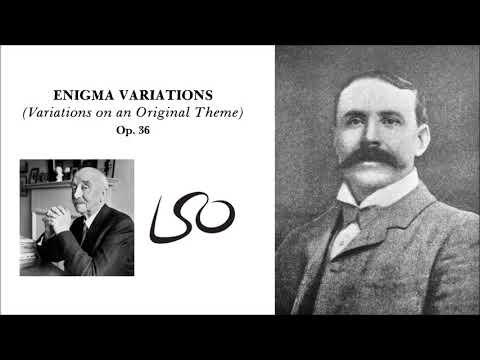 Elgar: Enigma Variations (Boult LSO 1970)