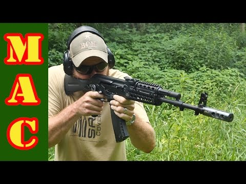 Obama Sanctions and Russian AKs