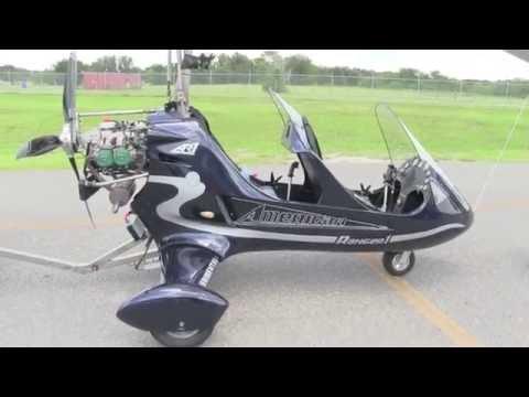 SilverLight's AR1 Gyroplane