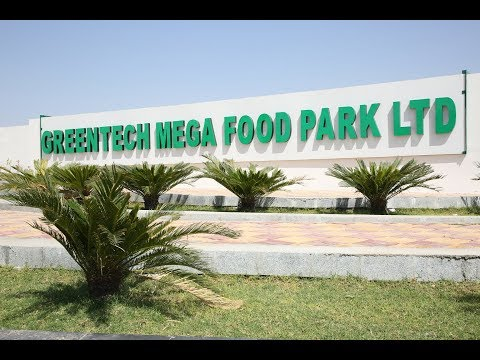 Rajasthan's First Mega Food Park -  Greentech Mega Food Park Ltd.