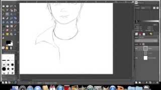 Ross Lynch Digital Speed Drawing