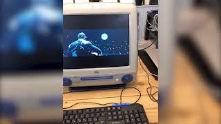 В Новосибирске восстановили Apple iMac 1998 года