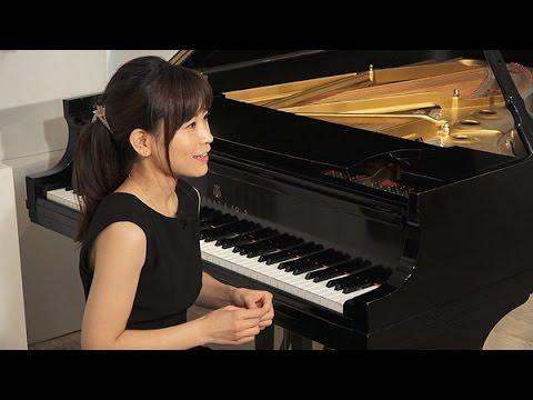 米国仕込み日本人ピアニスト 福原彰美さん ブラームスの最高傑作に挑む