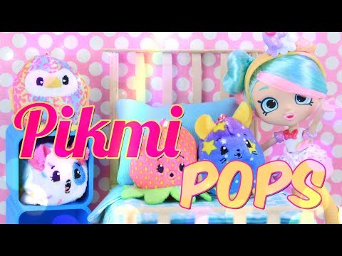 Unbox Daily:  ALL NEW MOOSE TOYS PIKMI POPS Unboxing!! New BLIND BOXES!!