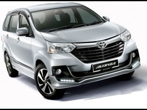 aksesoris grand new avanza 2018 review toyota veloz all look youtube