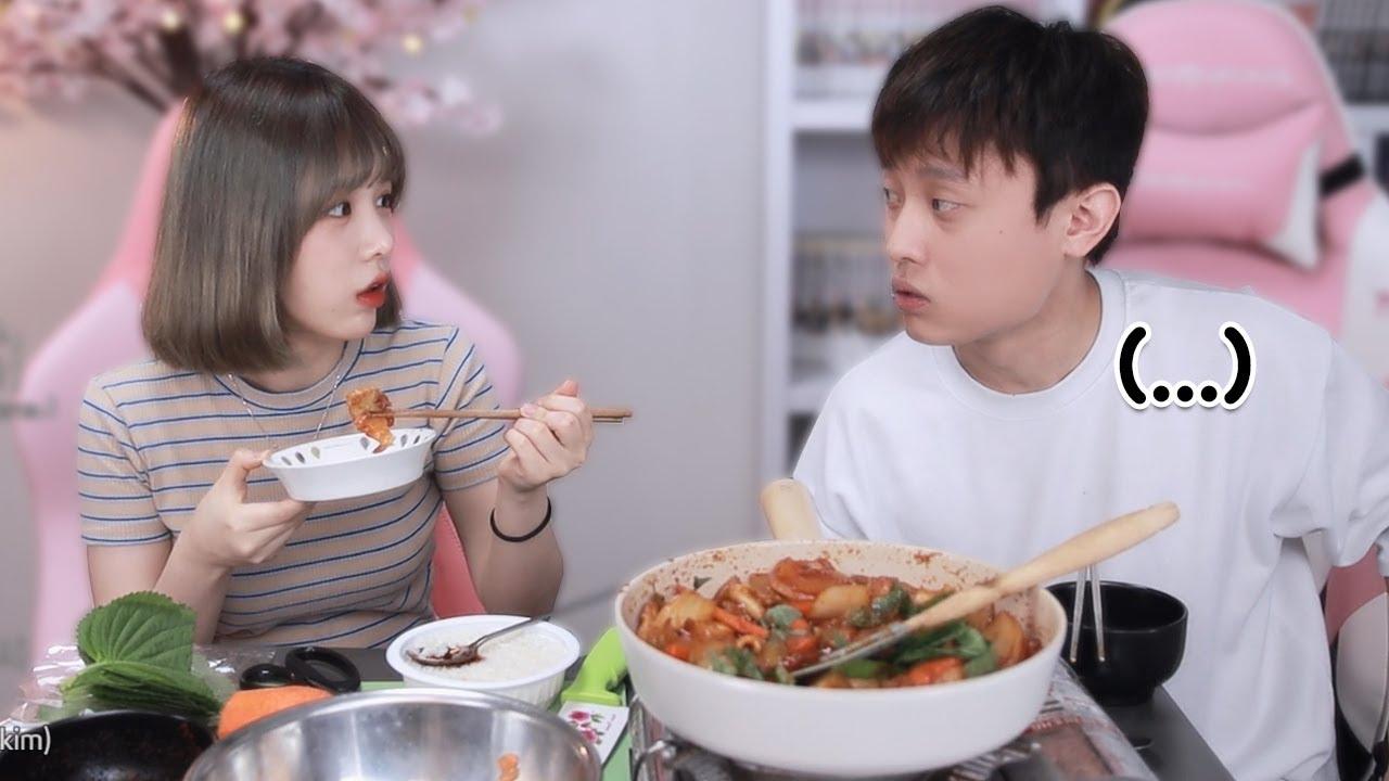 아린 언니꺼랑 내 요리중에 뭐가 더 맛있어?