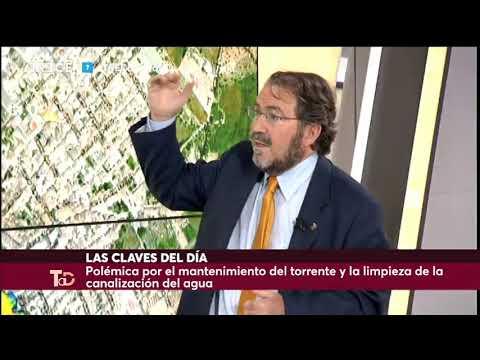"""MANUEL REGUEIRO: """"EL URBANISMO NO HA TENIDO EN CUENTA LOS RIESGOS DE INUNDACIÓN"""""""