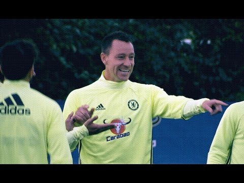 CHELSEA UNSEEN: Featuring the best training ground action from the international break