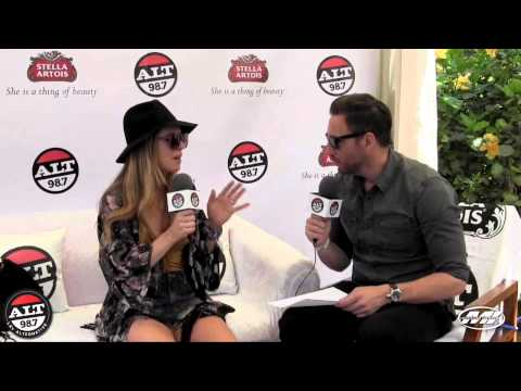 Coachella 2014: ZZ Ward on Creating Your Own Identity in Music
