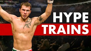 10 More MMA Hype Trains That Got Derailed