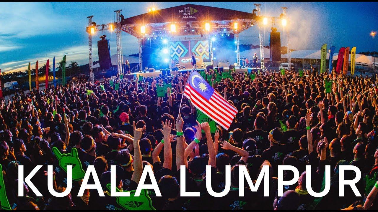 The Music Run Malaysia Kuala Lumpur 2017