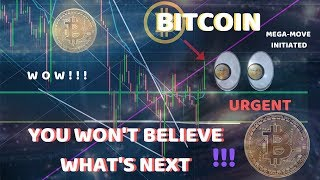 INSANE!! BITCOIN BREAKOUT PREDICTED TO THE DAY! | HERE'S WHAT'S NEXT - MUST WATCH