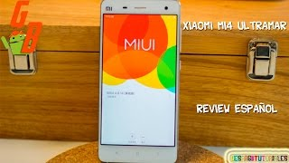 Xiaomi Mi4 Ultramar Edition - Review 2016 ♥