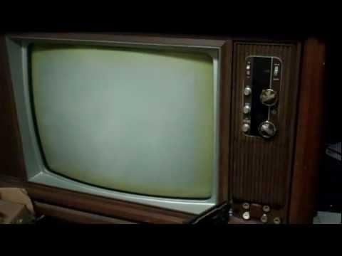Zenith 25CC50 Television TV Repair Vintage Color Hybrid Tube Set