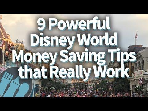 9 Powerful Disney World Money Saving Tips that Really Work