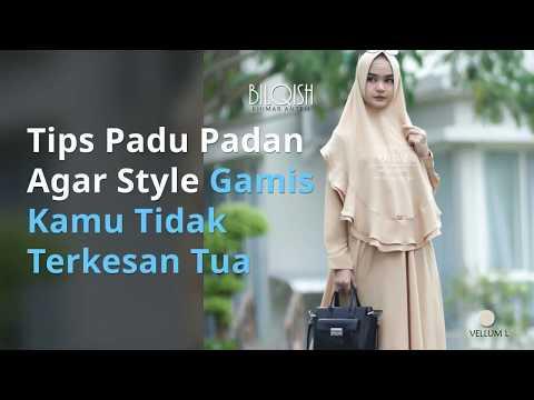 Tips Mix and Match Gamis Untuk Remaja Agar Tampil Trendy